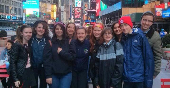 Senior Youth Group in New York City